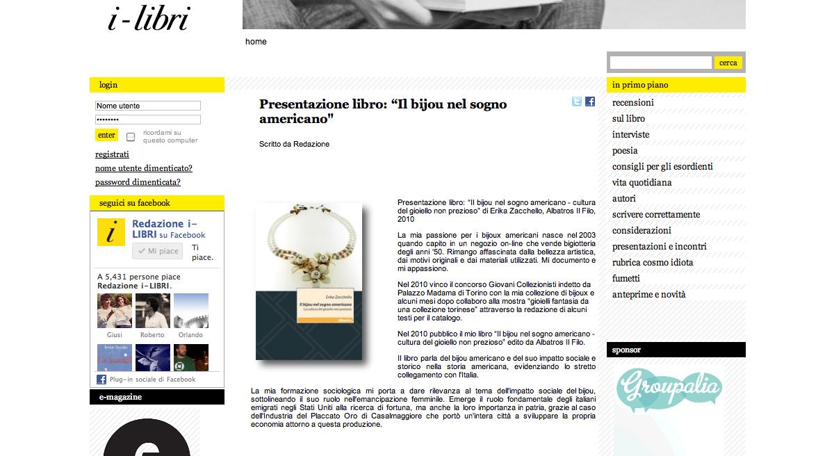 www.i-libri.com